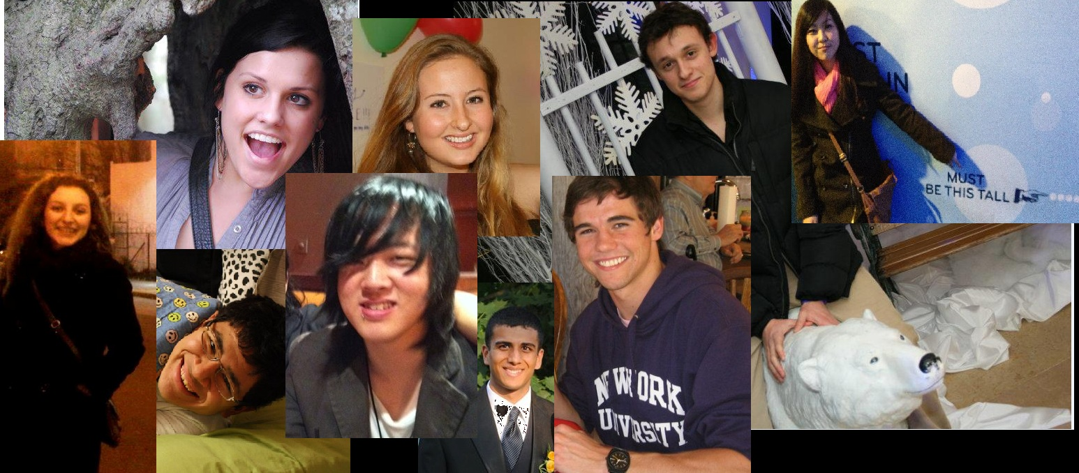 Residents of the Week-FAB EBOARD! | NYU Founders Hall