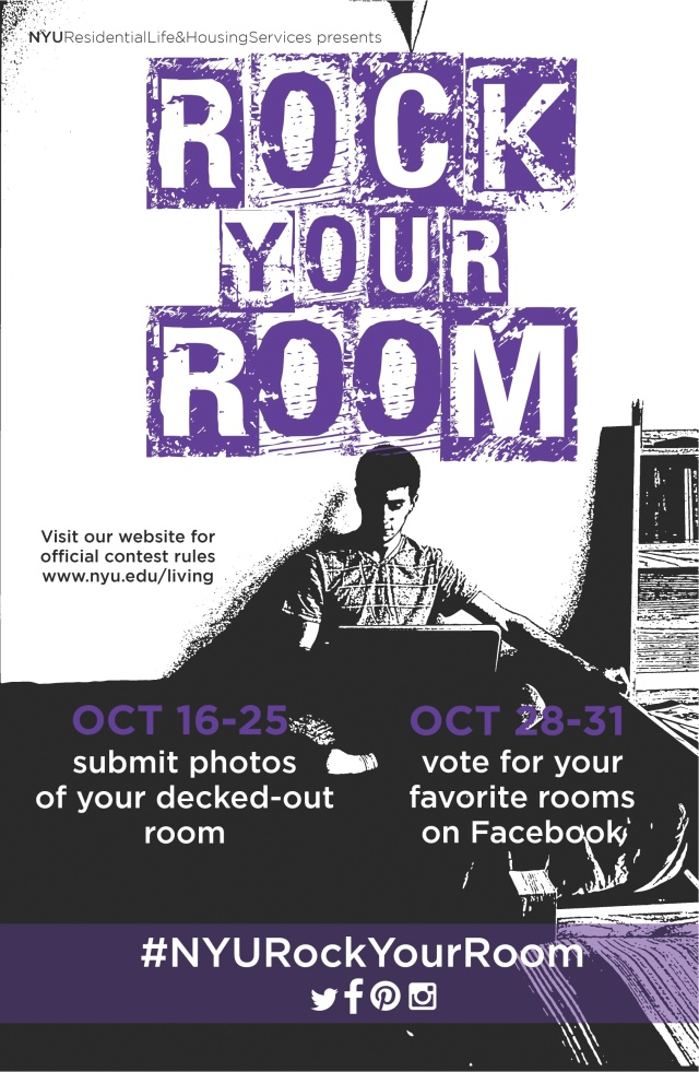 RockYourRoomPoster